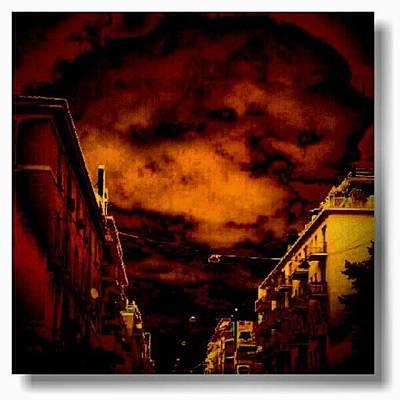Horror Wall Art - Photograph - Vado A Fare Un Giro by Fausto Luigi Cima