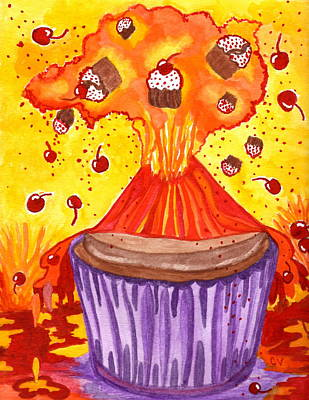 Valcano Bake Day Original