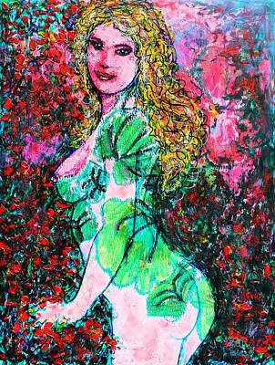 Valentina 2 Art Print by Natalie Holland