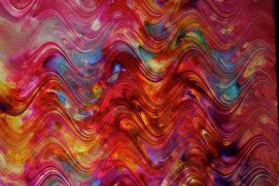Designers Choice Digital Art - Valentine Candy Painting  by Don Wright