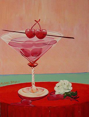 Valentini I Art Print by Michael Baum