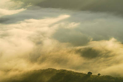 Photograph - Valley Breath by Alistair Lyne