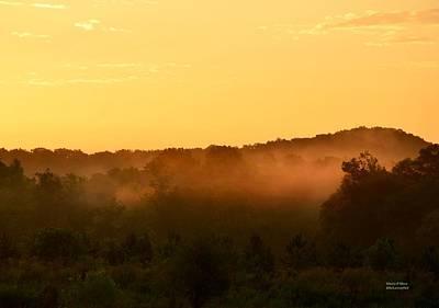 Photograph - Valley Fog by Maria Urso