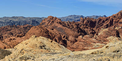 Photograph - Valley Of Fire 3 Of 4 by Gregory Scott