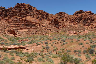 Photograph - Valley Of Fire State Park by Joel Deutsch
