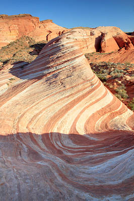 Photograph - Valley Of Fire The Wave by Pierre Leclerc Photography