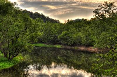 Murphy Photograph - Valley River by Greg and Chrystal Mimbs