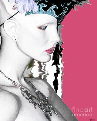 Digital Art - Vamp Four by Lizi Beard-Ward