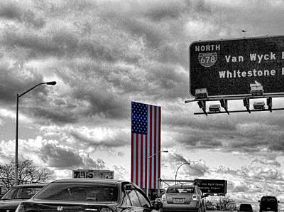 Photograph - Van Wyck by Bennie Reynolds