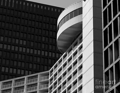 Vancouver Architecture Art Print by Chris Dutton