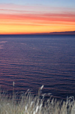 Photograph - Vancouver Island Sunset by Connie Fox