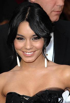 81st Annual Academy Awards - Arrivals Photograph - Vanessa Hudgens At Arrivals For 81st by Everett