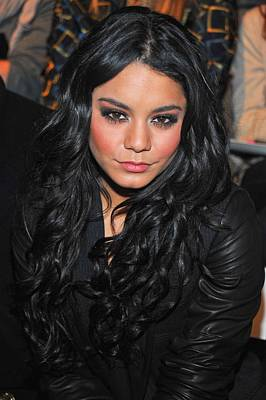 Mercedes-benz Fashion Week Show Photograph - Vanessa Hudgens Inside For Yigal by Everett