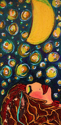 Painting - Vangogh Dreams by Laura  Grisham