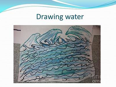Painting - Various Aspects Of Water by Carol Rashawnna Williams