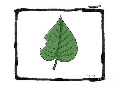 Digital Art - Vegetarian by George Pedro