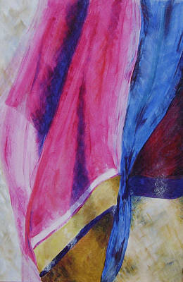 Painting - Veils by Sue Pownall