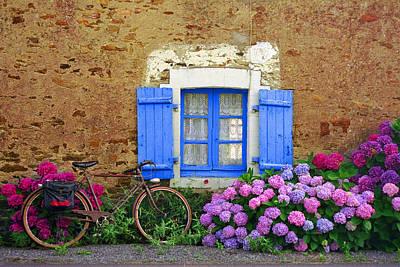 Photograph - Velo De Bretagne by John Galbo