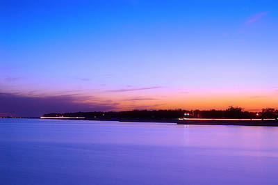 Art Print featuring the photograph Velvet At Dusk by Brian Wright