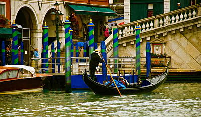Photograph - Venetian Colors by Eric Tressler