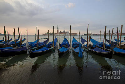 Photograph - Venetian Morning by Dennis Hedberg