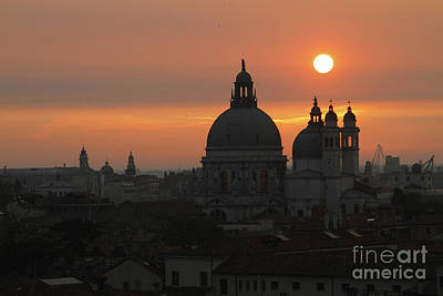 Photograph - Venetian Sunrise by Dennis Hedberg