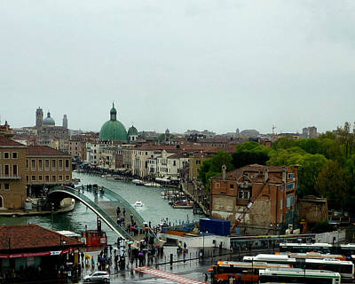 Photograph - Venice - 1 by Ely Arsha