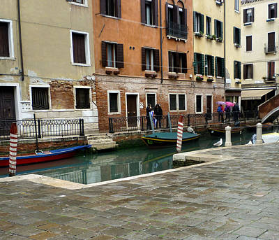 Photograph - Venice - 12 by Ely Arsha
