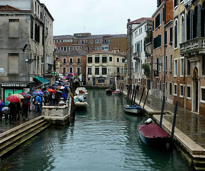 Photograph - Venice - 2 by Ely Arsha