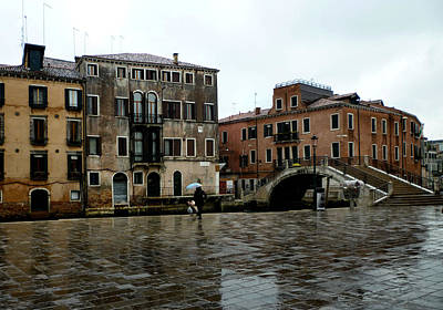 Photograph - Venice - 6 by Ely Arsha