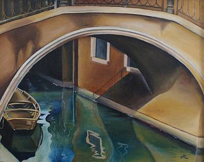 Painting - Venice 2 by Robert Foss