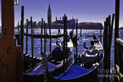 Venice Dream Art Print
