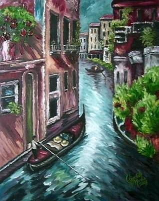 Painting - Venice by Elizabeth Marks