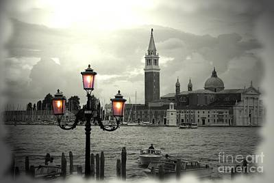 Photograph - Venice I by Ellen Heaverlo