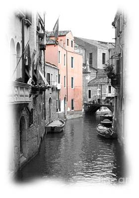 Photograph - Venice II by Ellen Heaverlo