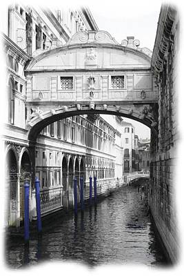 Photograph - Venice IIi by Ellen Heaverlo
