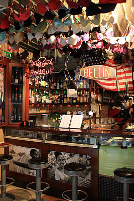 Photograph - Venice Jazz Bar by Andrew Fare