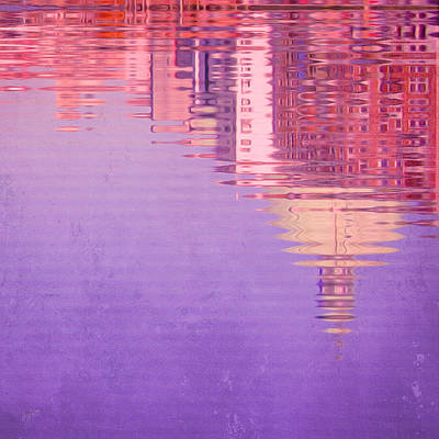 Briex Painting - Venice Light by Nop Briex