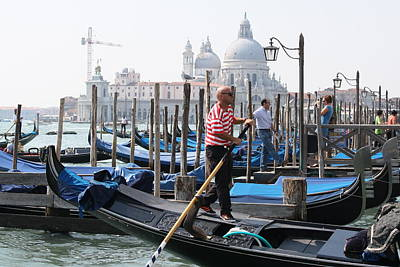 Photograph - Venice by Mary-Lee Sanders