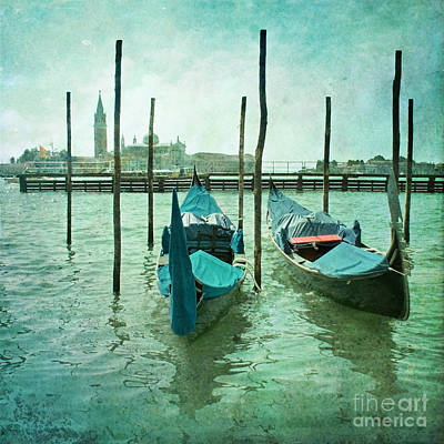 Venice Art Print by Paul Grand