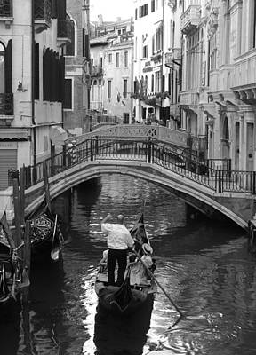 Photograph - Venice by Ramona Johnston