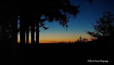 'ventana Sunset' Art Print by PJQandFriends Photography