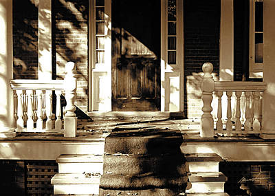 Photograph - Veranda by The Art of Marsha Charlebois