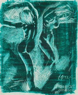 Verde 08 Art Print by Marcos