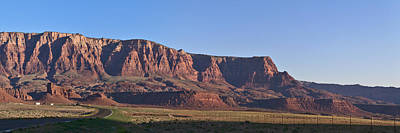 Photograph - Vermillion Cliffs And Prairie 2 Of 2 by Gregory Scott