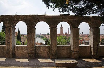 Photograph - Verona Vista by Cheri Randolph