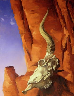 Vertigo Art Print by Roger Clark