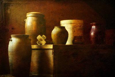 Vessels Art Print by Sue Henry