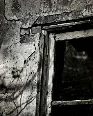 Photograph - Vestige by Rebecca Sherman