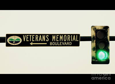 Photograph - Veterans Memorial Boulevard by Renee Trenholm